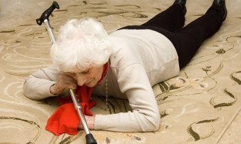 Why Are Seniors So Worried About Falling?
