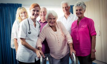 Creating a Care Team for Your Distance Caregiving Arrangement