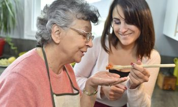 Managing Food Safety for a Senior with Cognitive Functioning Decline